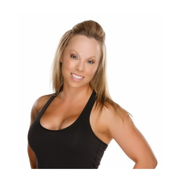30 Minute Hit - Spruce Grove fitness kickboxing - Chantel Giles